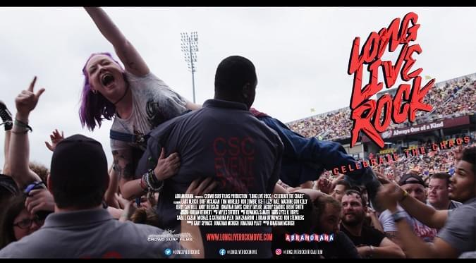 Watch LONG LIVE ROCK-Celebrate The Chaos!