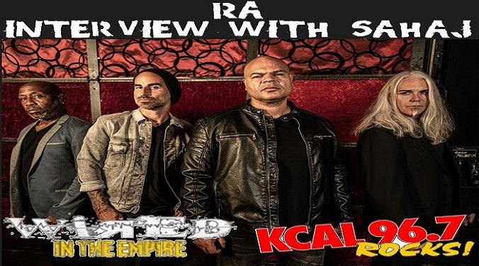 (LISTEN) RA singer Sahaj talks to Mike Z-Wired In The Empire