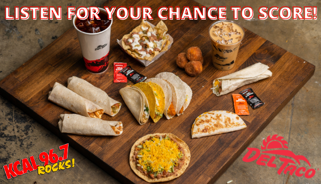 4/21 Give – $20 Del Taco Gift Card