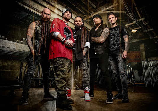 FRANK-O'S NEW MUSIC STASH ON 5/3: FIVE FINGER DEATH PUNCH