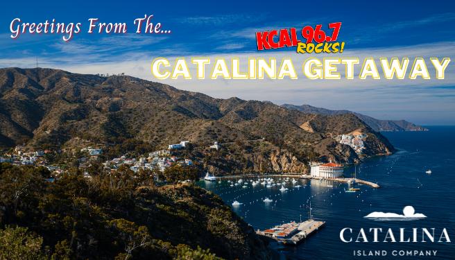KCAL Catalina Getaway