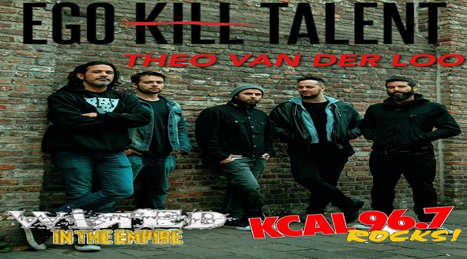 (LISTEN) Ego Kill Talent Theo Van Der Loo talks to Mike Z-Wired In The Empire