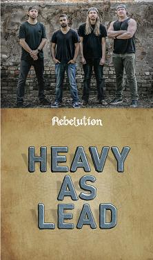FRANK-O'S NEW MUSIC STASH ON 5/26: REBELUTION