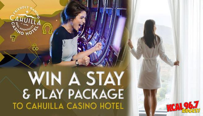 Cahuilla Casino Stay & Play Week