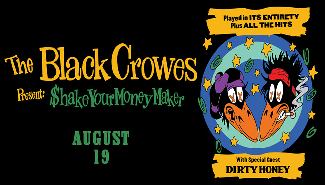 The Black Crowes @ The Forum