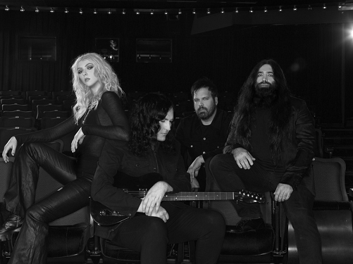 FRANK-O'S NEW MUSIC STASH ON 6/11: THE PRETTY RECKLESS