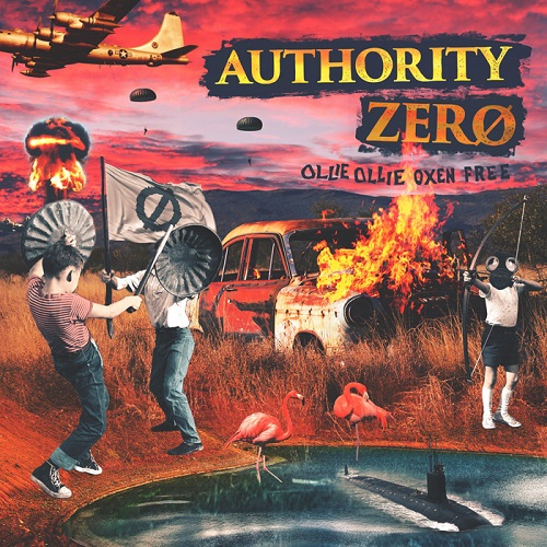(LISTEN) Authority Zero drummer Chris Dalley talks to Mike Z-Wired In The Empire