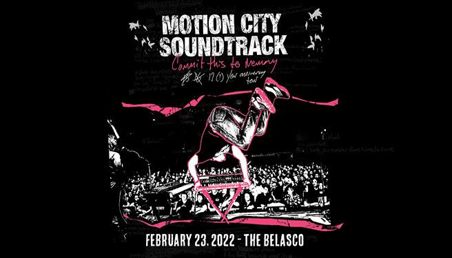 Motion City Soundtrack @ The Belasco