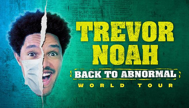 Trevor Noah @ The Forum