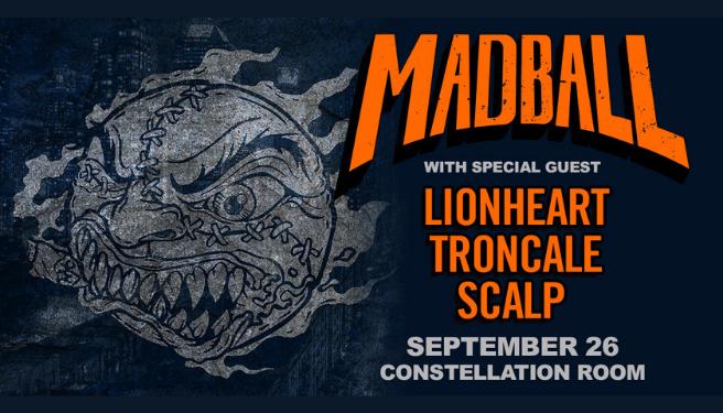 Madball @ The Constellation Room