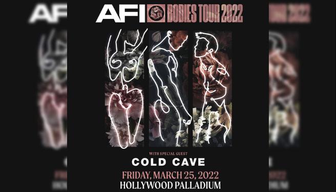 AFI @ The Hollywood Palladium