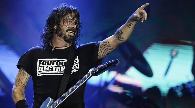Foo Fighters Post A Really Cool 10 Minute Short Film Of Their Reopening Madison Square Garden To Live Music