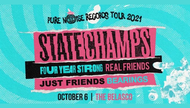 Pure Noise Records Tour @ The Belasco