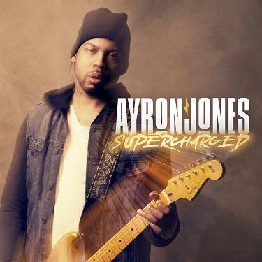 FRANK-O'S NEW MUSIC STASH ON 7/22: AYRON JONES