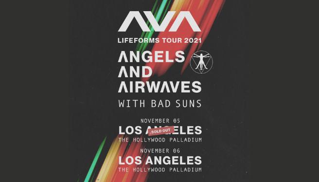 Angels & Airwaves @ The Hollywood Palladium
