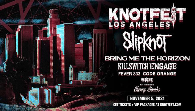 Knotfest @ Banc of California Stadium