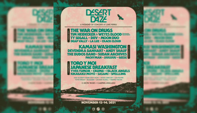 Desert Daze @ Moreno Beach