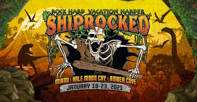 Congrats To The Winner Of The KCAL Getaway To The ShipRocked Cruise!!!