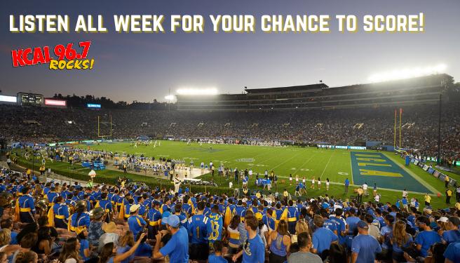 UCLA v. LSU @ The Rose Bowl
