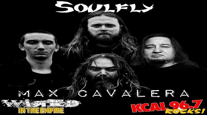 (LISTEN) Soulfly singer Max Cavalera talks to Mike Z-Wired In The Empire