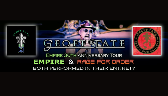 Geoff Tate @ The Canyon Montclair on 10/8/21