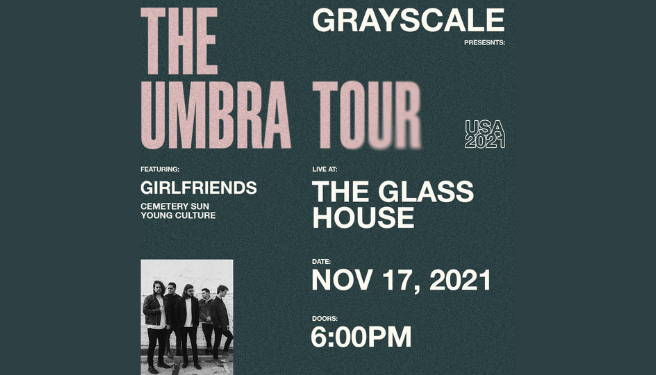 Grayscale @ The Glass House