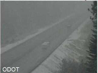 WALLOWA COUNTY:  Some snow and ice left on highway