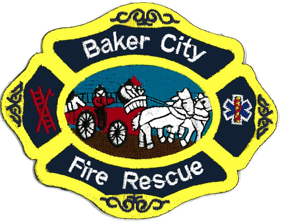 BAKER CITY:  A new ambulance, of sort