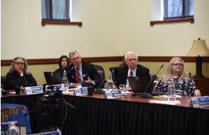 LA GRANDE:  Board of Trustees will meet