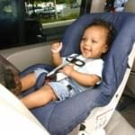 WASHINGTON:  New year brings new car seat law