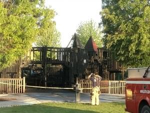 HERMISTON:  Funland Playground is on the agenda