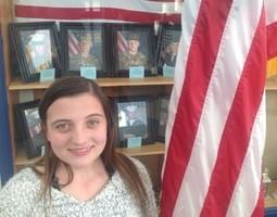 COVE:  A local student will join Senators in D.C.