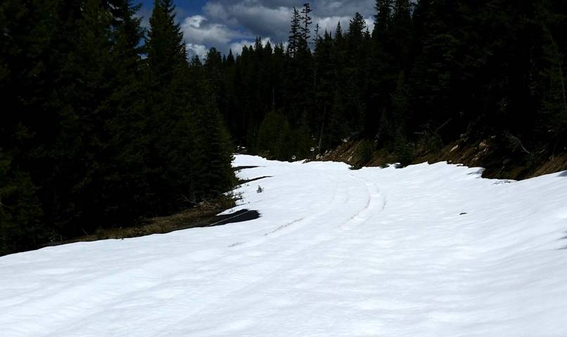 UMATILLA COUNTY:  Advising visitors to be prepared for winter travel