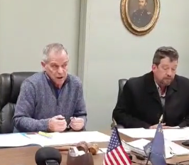 GRANT COUNTY: Special meeting live-streamed today