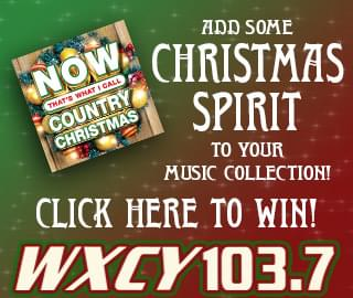 Country Christmas CD Featured