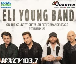 Eli Young Band Featured