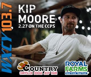 Kip Moore Featured