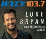Luke Bryan at Merriweather Post Pavilion on 6/20