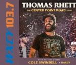 Thomas Rhett at Jiffy Lube Live on 8/29