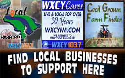 WXCY Cares – Open for Business