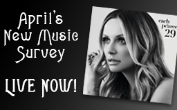 March New Music Survey