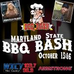 10/15-16 – Maryland State BBQ Bash