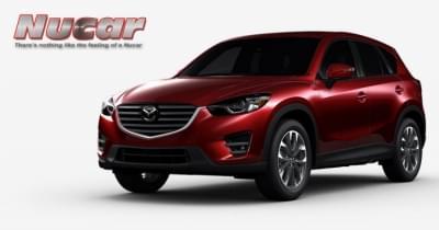 Hole-In-One: 2017 Mazda CX-5 from Nucar Mazda