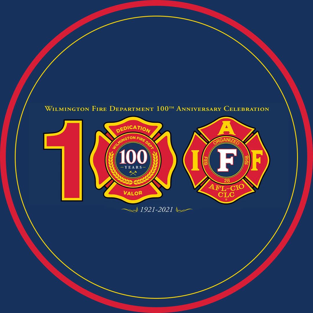 Wilmington Fire Department's 100th Anniversary Celebration