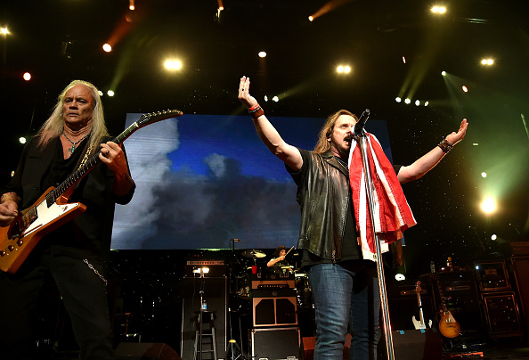 Lynyrd Skynyrd Movie In The Works