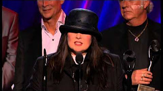 ROCK AND ROLL HALL OF FAME 2013 – HEART