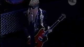 ZZ TOP – Live in New Jersey 2003 – FULL CONCERT – Mescalero Tour