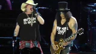 Guns N' Roses – Birthday/Solo/Sweet Child O' Mine (MetLife Stadium) Nj 7.23.16