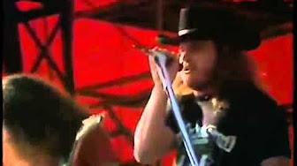 Lynyrd Skynyrd – 1976 Knebworth Fair Festival, England