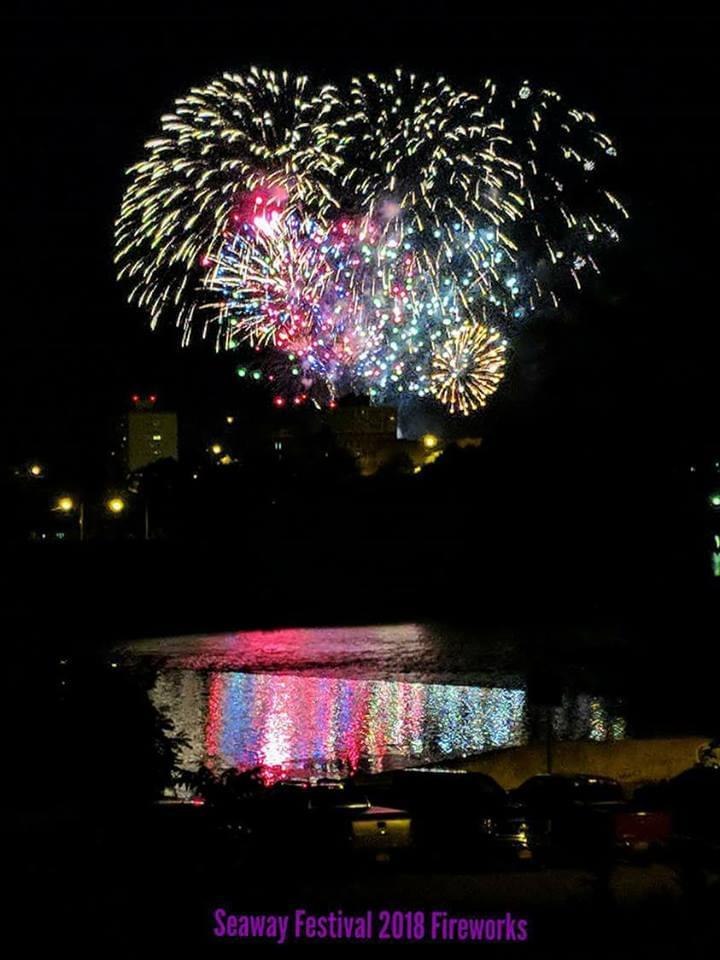 60th Ogdensburg International Seaway Festival